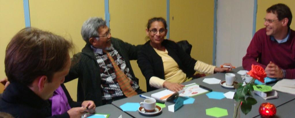 Faciliteren van dialoog