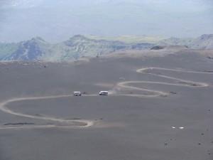 Ontmoeting op de Etna
