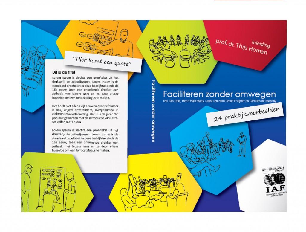 Omslag van het boek - Uitgave IAF Nederland